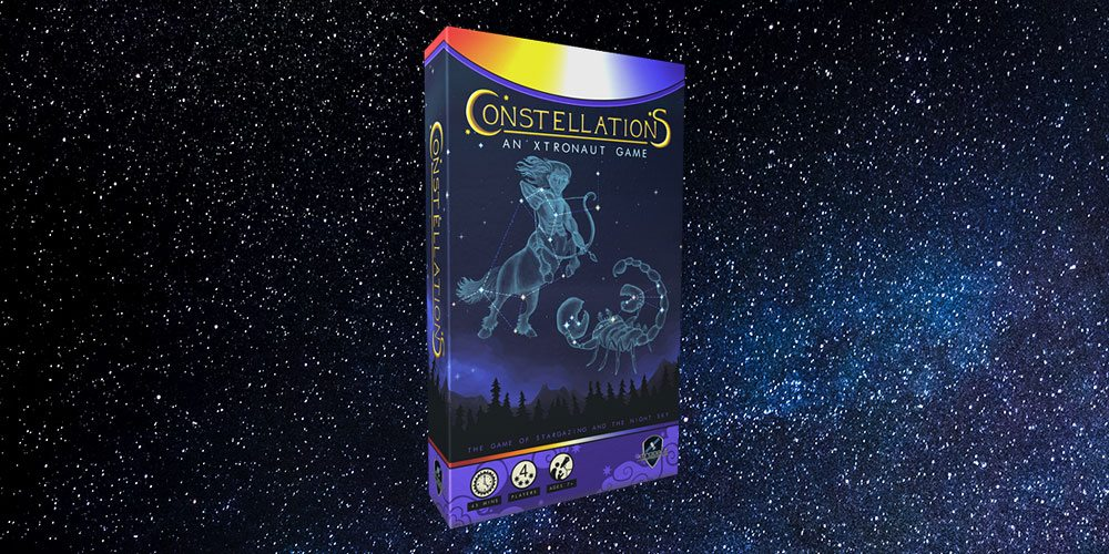 Kickstarter Alert — 'Constellations: The Game of Stargazing and the Night Sky'