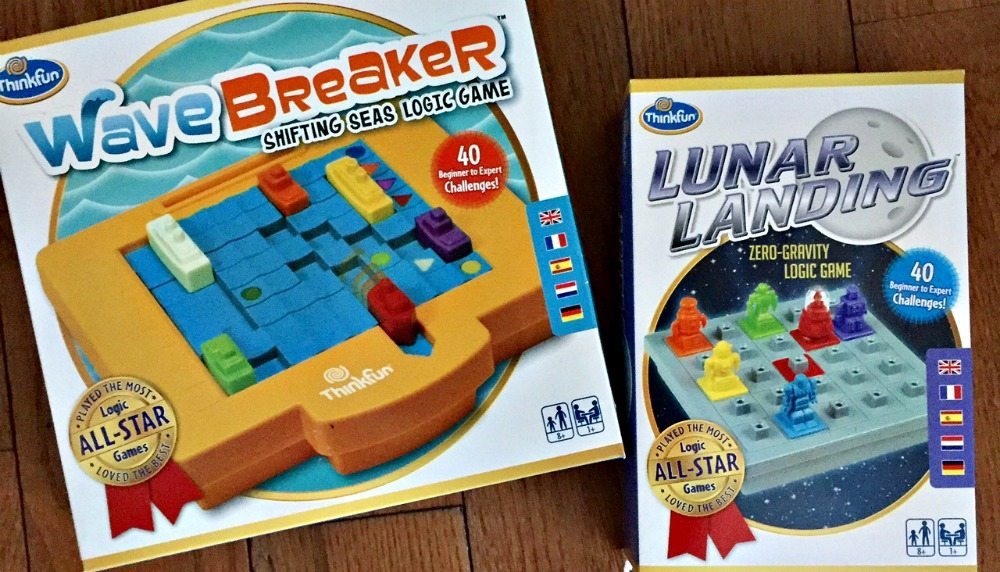 Cure Boredom With ThinkFun's All-Star Logic Games