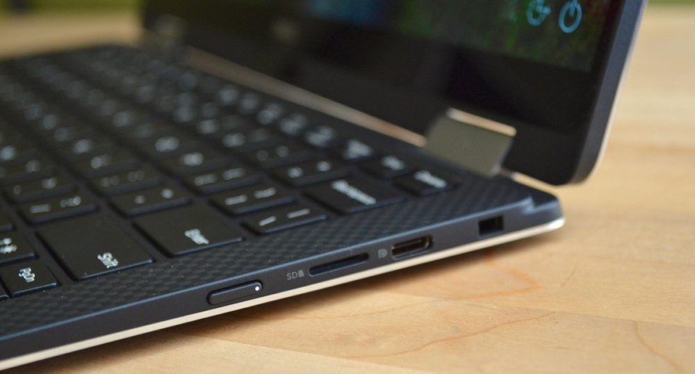 GeekDad Review: Dell XPS 13 2-in-1 Laptop