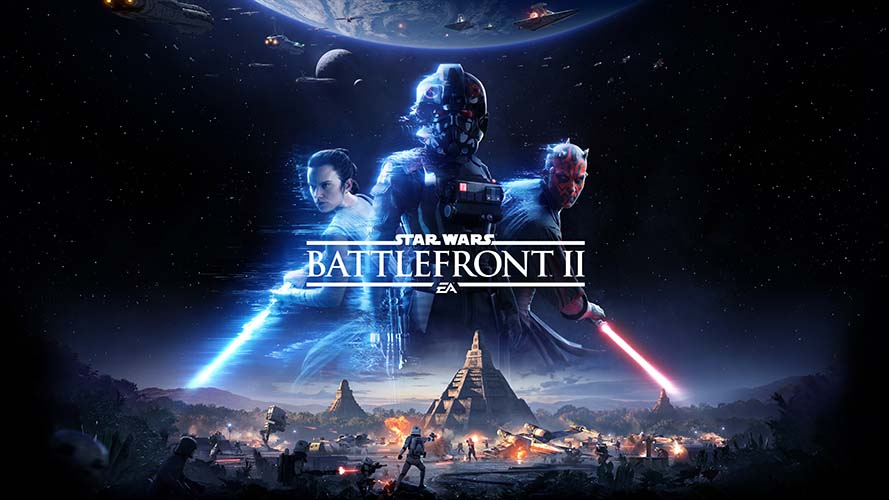 EA Announces 'Star Wars Battlefront II'