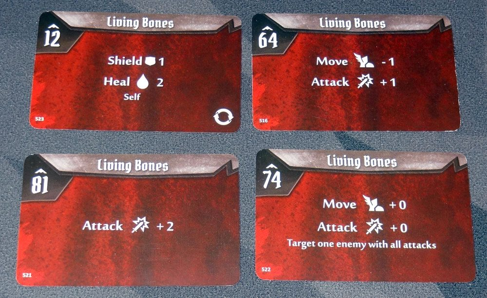 Gloomhaven monster abilities
