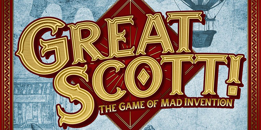 Great Scott! Box Art, Image, Sinister Fish Games