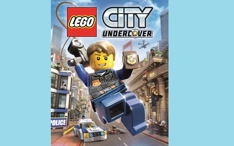 'LEGO City Undercover' Is Here, and We Want You to Win a Copy