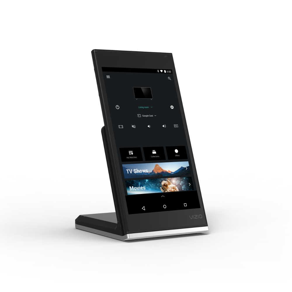 M Series Tablet Remote.  Image Provided By VIZIO