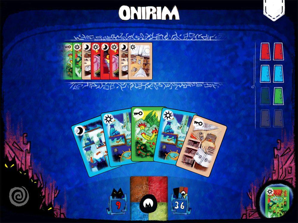 Onirim app play