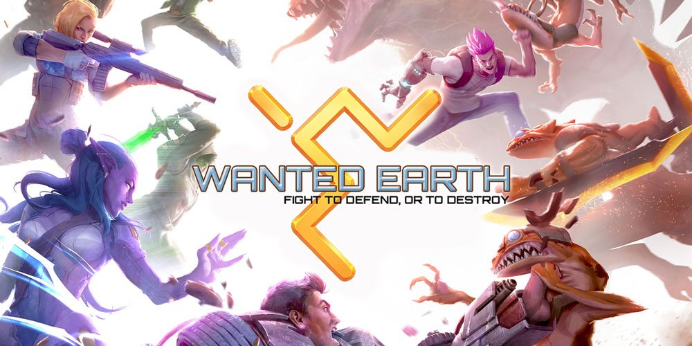 Kickstarter Tabletop Alert: 'Wanted Earth' Relaunches Today