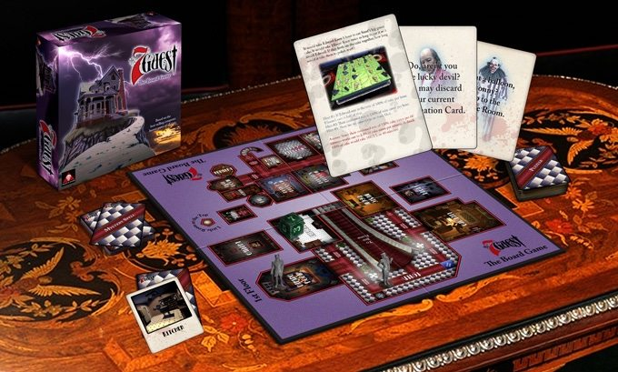 The 7th Guest Board Game, Image Trilobyte Games