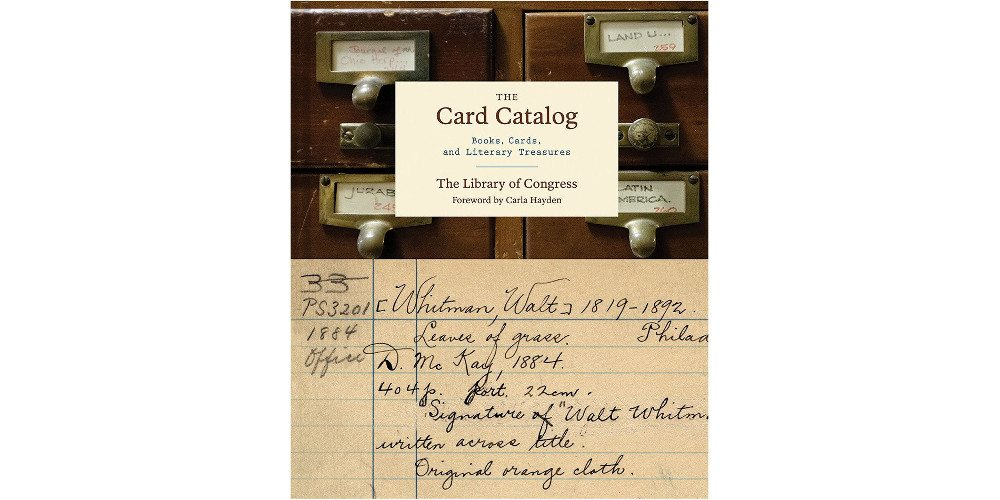 'The Card Catalog': Preserving Yesterday's Archival History
