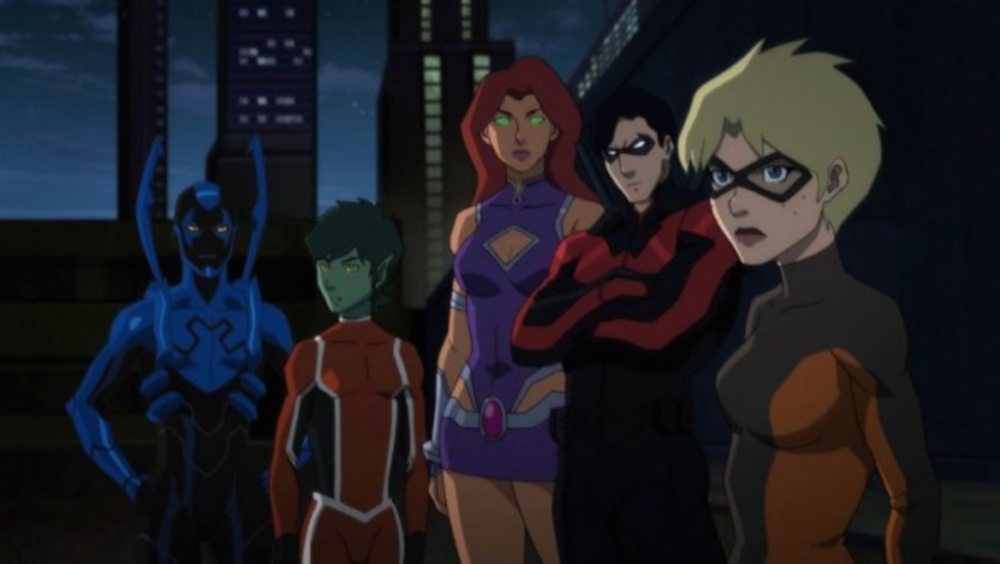 'Teen Titans: The Judas Contract' Film: Both Good & Bad