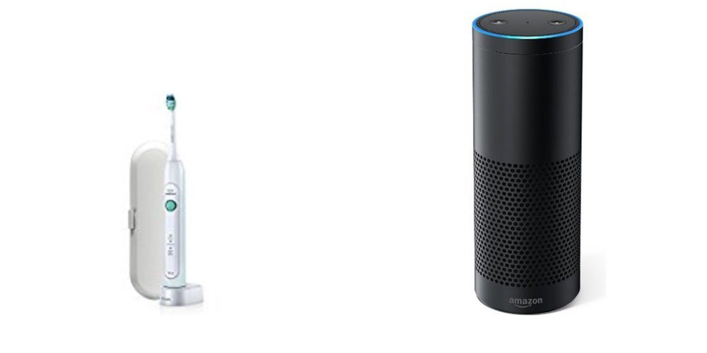 Get a Phillips Sonicare Electric Toothbrush for $60; or Get a Refurbished Amazon Echo for $30 Off – Daily Deals!