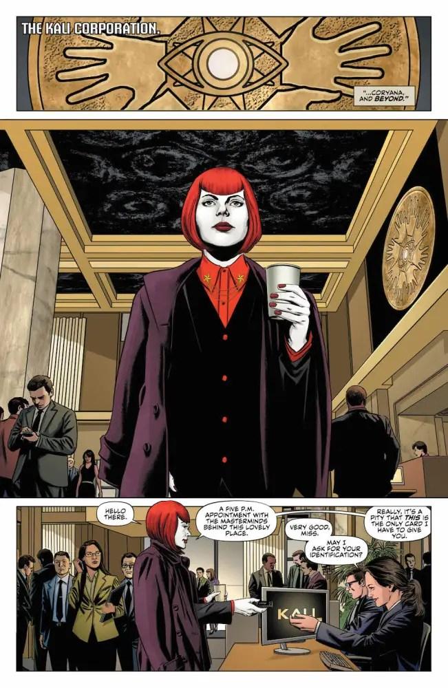 Batwoman, Kate Kane