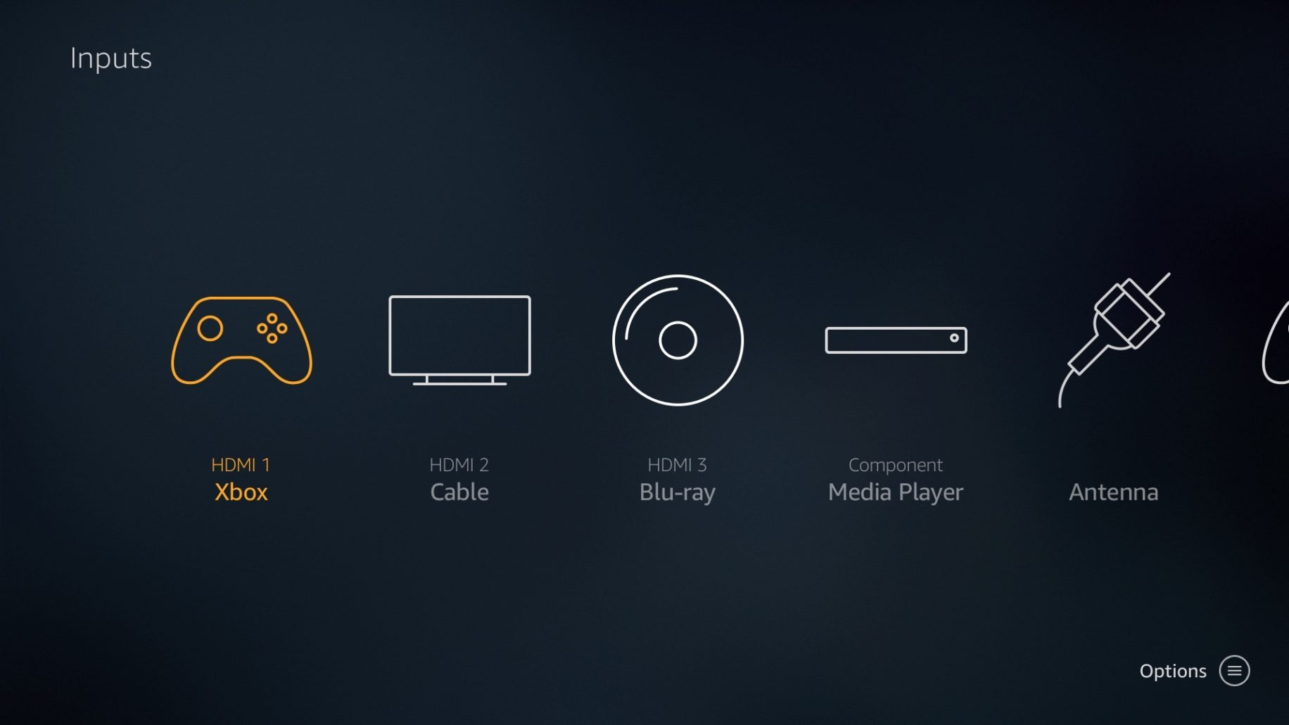Amazon built Fire TV directly into a cheap 4K set