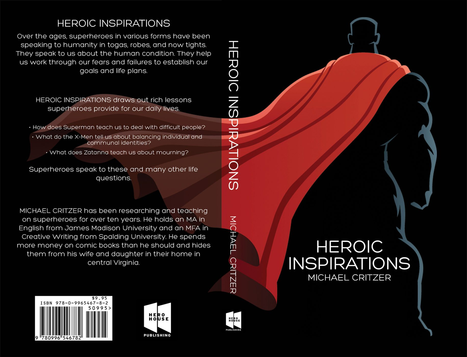 Discover Your Inner Hero with 'Heroic Inspirations'