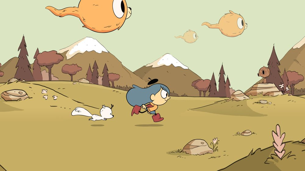 'Hilda' Coming to Netflix