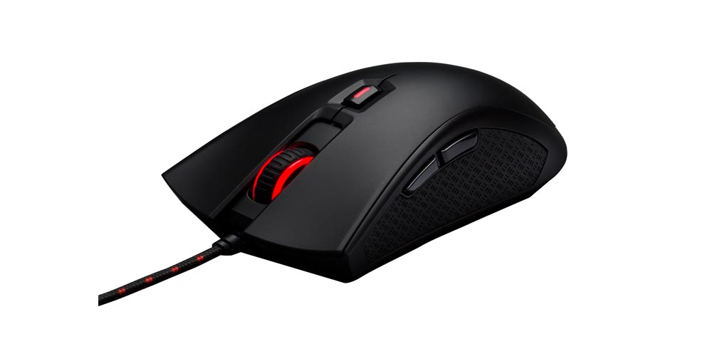 Kingston 'HyperX Pulsefire' FPS Mouse Review