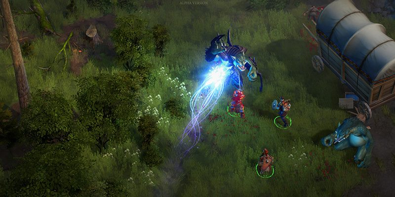 Pathfinder: Kingmaker Gameplay