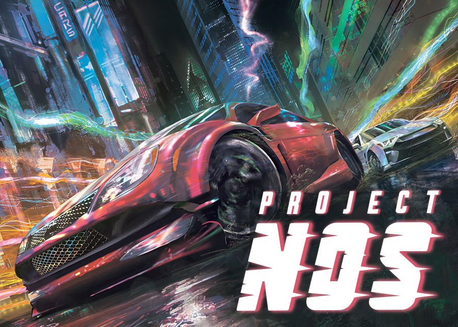 Project NOS cover