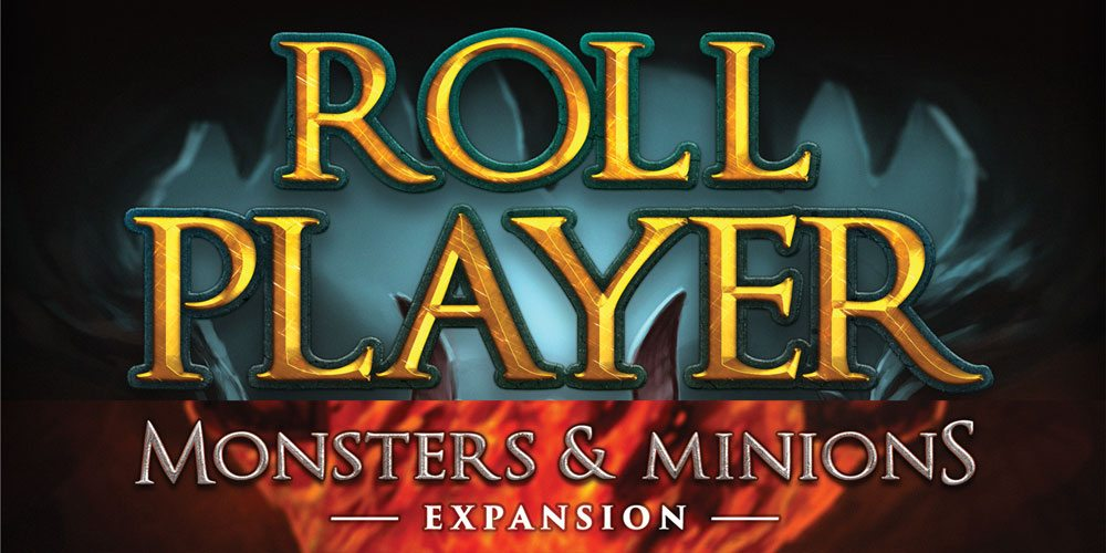 Kickstarter Tabletop Alert: 'Roll Player: Monsters & Minions'