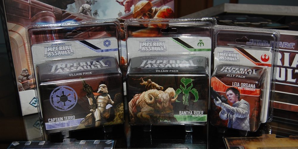 Star Wars figures to paint