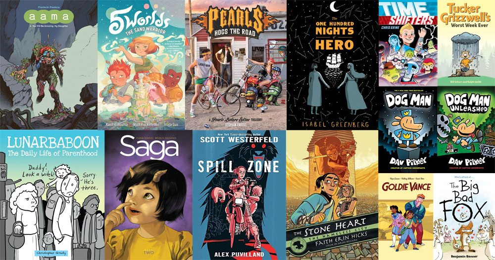Stack Overflow: The Wide World of Comics
