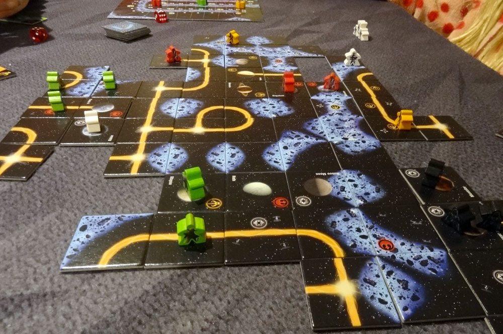 Carcassonne: Star Wars Edition