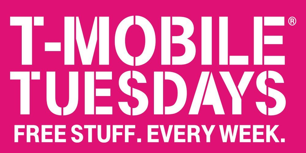 Celebrate the Thankiversary of T-Mobile Tuesdays on June 6th With Lots of Prizes