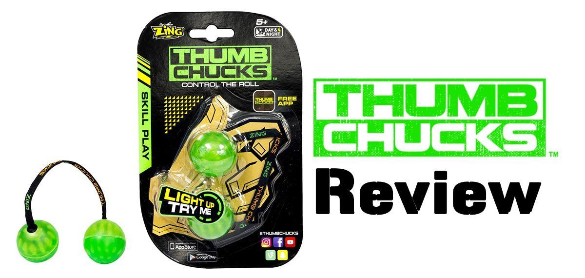 Need to Fidget? Try Thumb Chucks