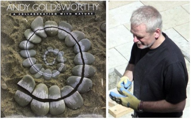 goldsworthy artist