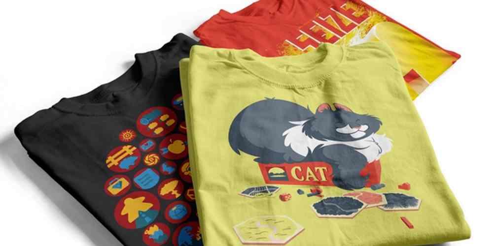 Kickstarter Alert – Jellybean Gaming T-shirts