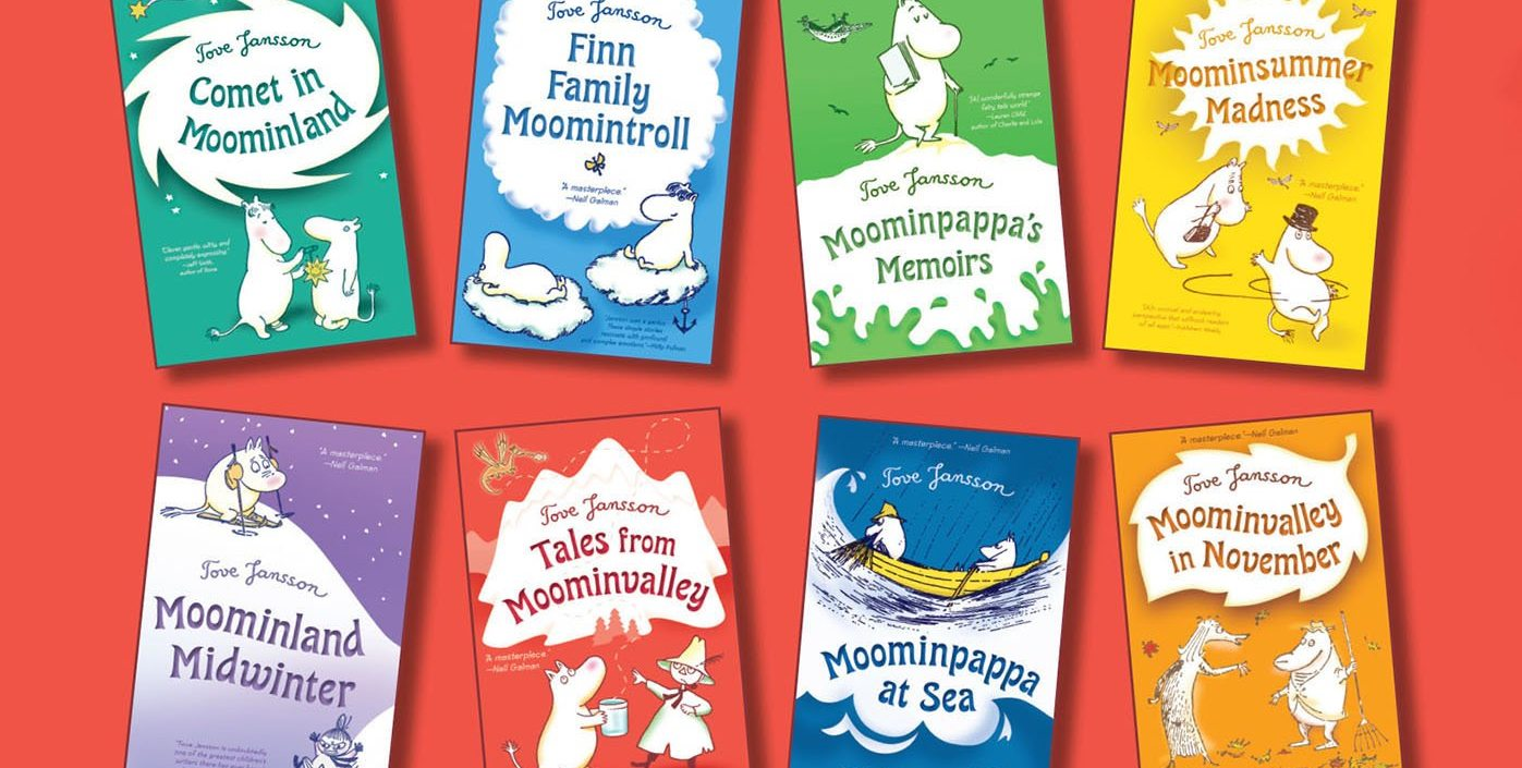 Discovering the Moomins