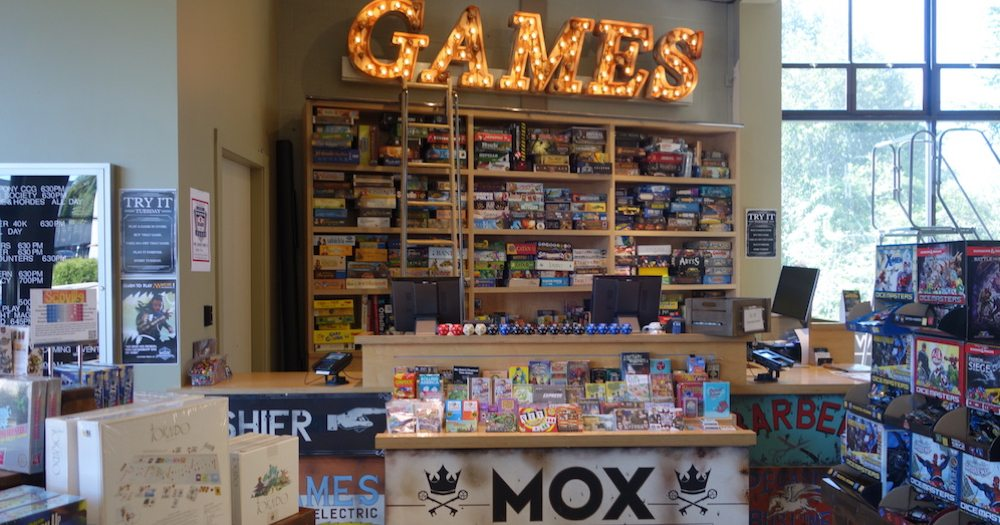 "Seattle Tabletop Game Store Runs ""The Gauntlet"" for Charity"