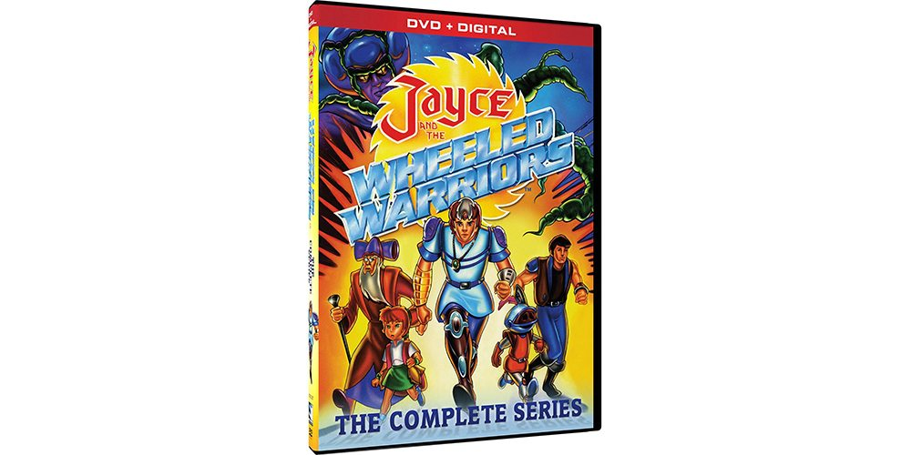 It Came From the '80s — 'Jayce and the Wheeled Warriors: The Complete Series'