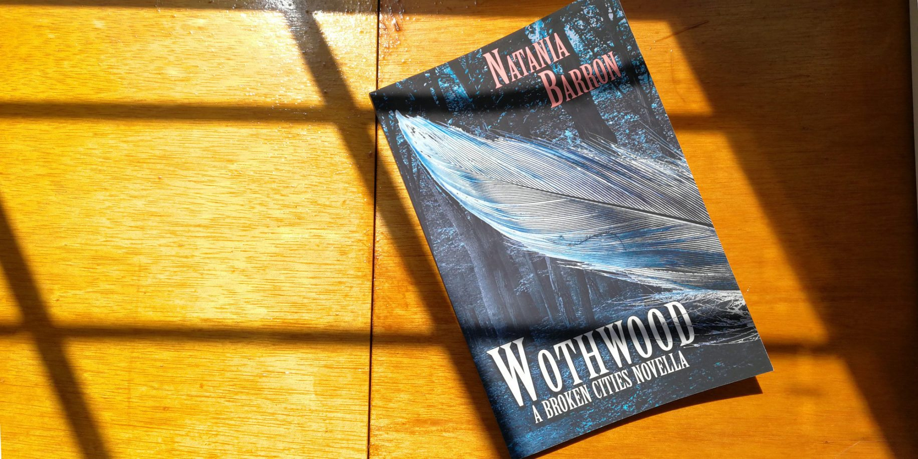 Read About the Mysteries of the Wothwood in This 'Broken Cities' Novella