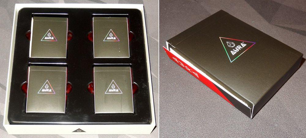 Aura boxes