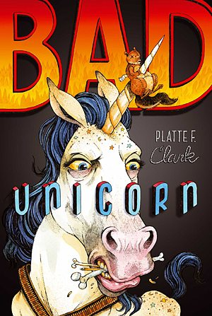 Bad Unicorn, Image: Scholastic