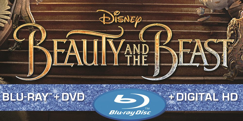 Extend the Enchantment With 'Beauty and the Beast' on Blu-ray