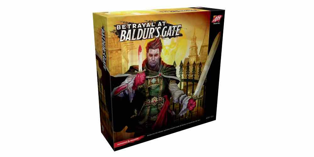 Stab Your Friends in the Back in 'Betrayal at Baldur's Gate'