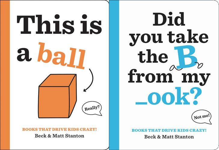 Books That Drive Kids Crazy