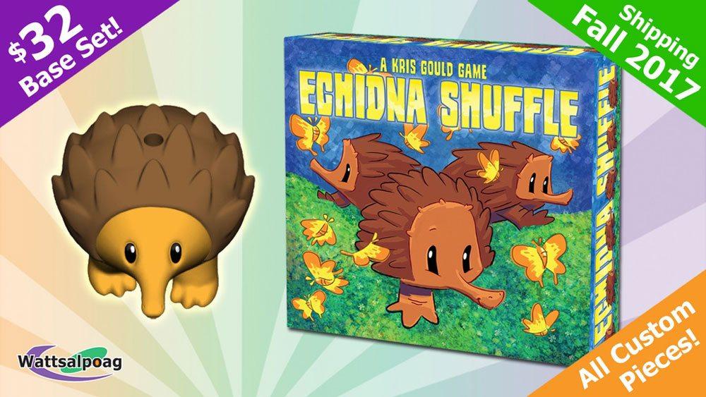 Echnida Shuffle