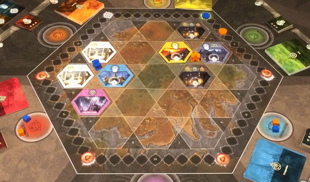 Epoch: The Awakening map