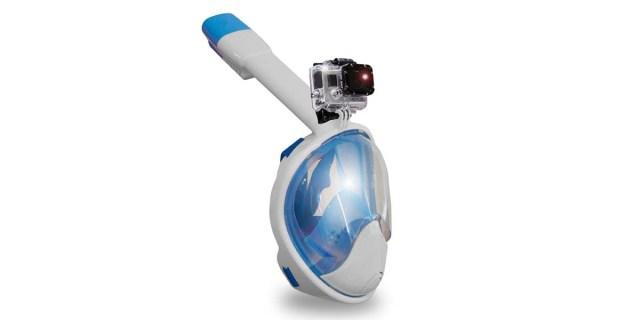 H20 Voyager Snorkel Mask  Image: H20