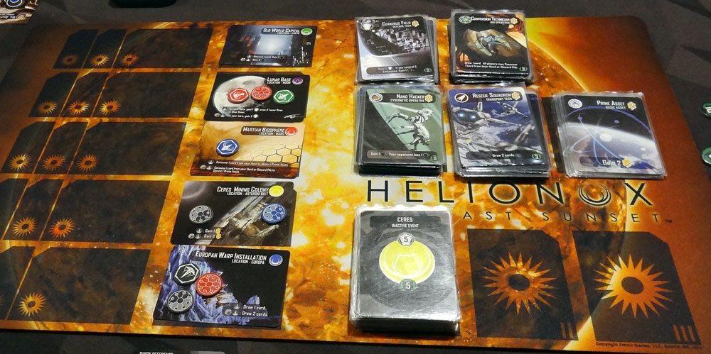 Helionox layout