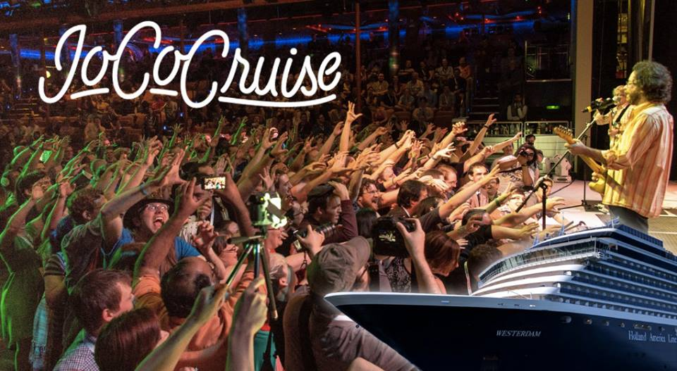 JoCo Cruise 2018 Itinerary Announced