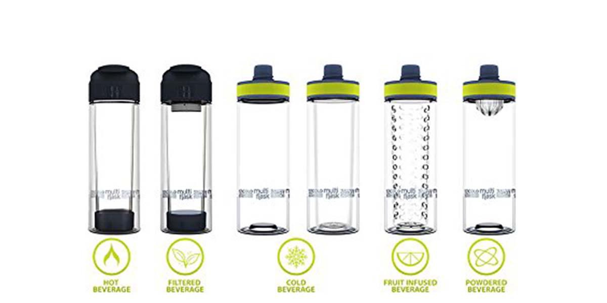 Multi Flask 6-in-1  Image: Multi Flask