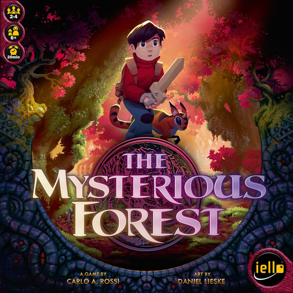 The Mysterious Forest cover