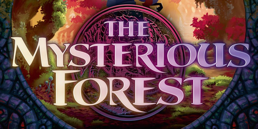 The Mysterious Forest banner