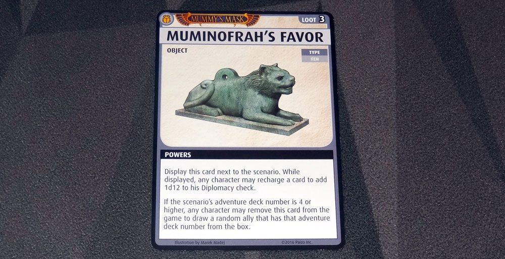 PACG Muminofrah's Favor