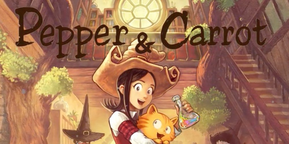 Kickstarter Alert: 'Pepper & Carrot' Boardgame Brings the Webcomic to Your Tabletop