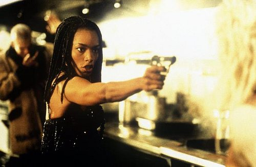 Angela Bassett, Strange Days movie