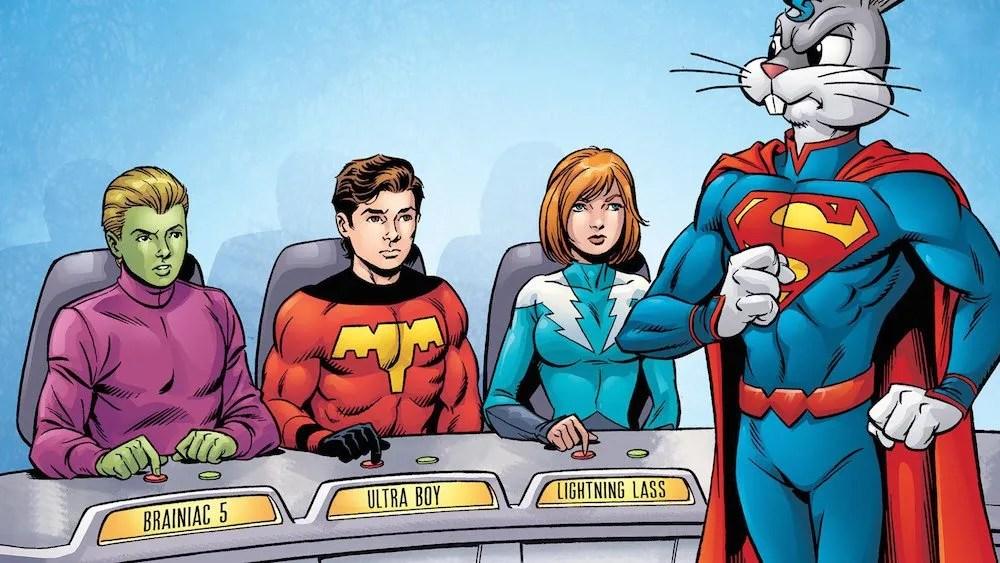 Bugs Bunny/Legion of Super-Heroes